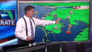 News video: Florida's Most Accurate Forecast with Denis Phillips on Tuesday, March 20, 2018
