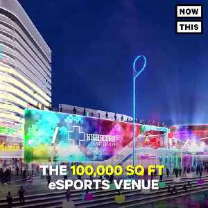 News video: An eSports Stadium Is Being Built For $10 Million