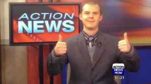 News video: Ross Field's last day at Action News Now