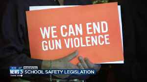 News video: Assembly committee to hold hearing on school safety bills
