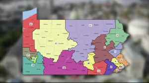 News video: New political map draws candidates