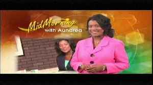 News video: Midmorning With Aundrea - March 19, 2018