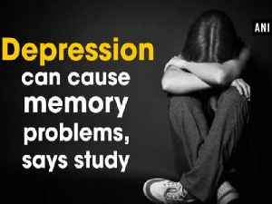 News video: Depression can cause memory problems, says study