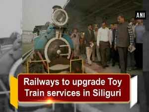 News video: Railways to upgrade Toy Train services in Siliguri