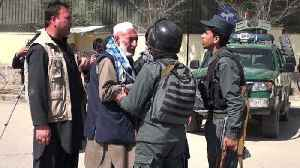News video: Suicide bomber kills at least 26 in Kabul attack