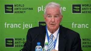 """News video: Reedie """"consistently confident"""" that Russia will comply with WADA's anti-doping demands"""