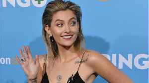 News video: Paris Jackson And Cara Delevingne Fuel Romance Rumors