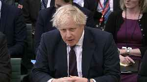 News video: Spy attack: Boris hits out at 'long arm of Russian revenge'
