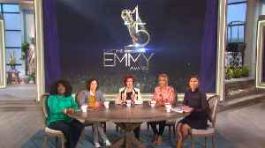 News video: The Talk - 'The Talk' Hosts Announce the 45th Annual Daytime Emmy Awards Nominations - Part 2