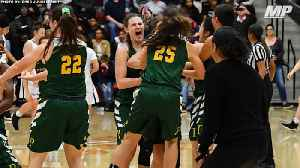 News video: Xcellent 25 girls basketball rankings presented by the Army National Guard