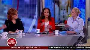 News video: Meghan McCain calls out View co-hosts for double standard on data mining