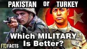 News video: PAKISTAN or TURKEY - Which Military is Better?