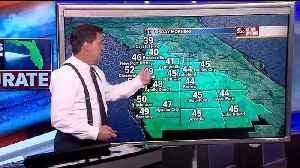 News video: Florida's Most Accurate Forecast with Denis Phillips on Wednesday, March 21, 2018