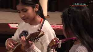 News video: When Music and Cultural Heritage Combine, You Get the Young Students of INTEMPO