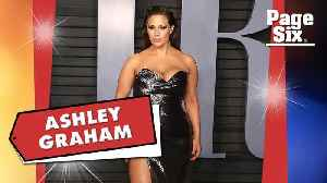 News video: Ashley Graham's $36,000 outfit turned heads at this Oscars afterparty