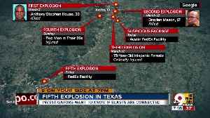 News video: Sixth unexploded package found in Texas
