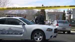 News video: Utah Police Officer Shoots Teen Who Rammed Him with Car
