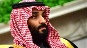 News video: Trump Welcomes Crown Prince Mohammed Bin Salman to White House