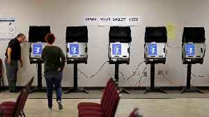 News video: Some Voting Machines Too Old To Notice if They've Been Hacked