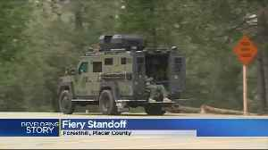 News video: Sheriff: Man Fired At Deputies From Burning Home