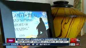 News video: Group still seeking justice over seven months since killing