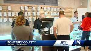 News video: Cannabis cash in Monterey County