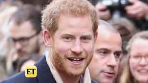 News video: Prince Harry Knew He Had to 'Up His Game' After Meeting Meghan Markle (Exclusive)