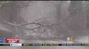 News video: String Of Winter Storms Test Cities, Towns