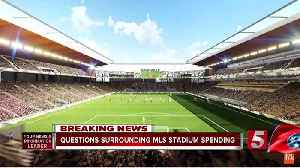 News video: City Council Votes On Future Of MLS Project In Nashville