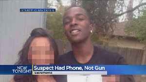 News video: Sacramento Police Plan To Release Deadly Shooting Video By End Of Week