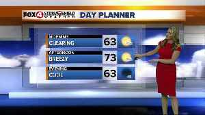 News video: Cooler Conditions to Close Out the Week