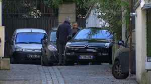 News video: Sarkozy questioned a second day over allegations of Libyan funding