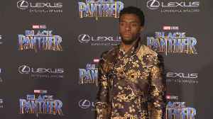 News video: Black Panther breaks Twitter record