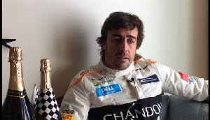 News video: McLaren car is '100 percent' ready, says Alonso