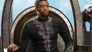 News video: 'Black Panther' Claikms Twitter Record