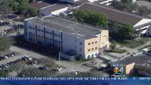 News video: Douglas High Students Accused Of Bringing Weapons To School