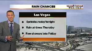 News video: 13 First Alert Las Vegas Weather March 21 Morning