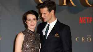 News video: Producers Of 'The Crown' Apologize To Claire Foy And Matt Smith For