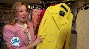 News video: Top Fashion Items to Add to Your Spring Wardrobe