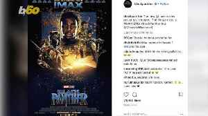 News video: 'Black Panther' Breaks Another Record By Making Twitter History