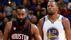 News video: Nick Wright reveals why LeBron should pay attention to what Harden, Durant share in common