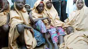 News video: Nigeria: Scores of kidnapped schoolgirls are freed