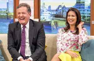 News video: Piers Morgan taking break from Good Morning Britain