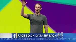Facebook Scandal Leads To Stock Drops, Calls To Delete Accounts