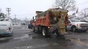 News video: Municipal Budgets Taking Hit From Back-To-Back Nor'easters