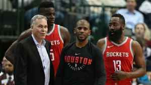News video: Shannon Sharpe explains how Houston continues to impress and can dethrone an unhealthy Golden State team