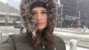 News video: Reporter Update: Latest Round Of Snow Leaves Pittsburghers Frustrated