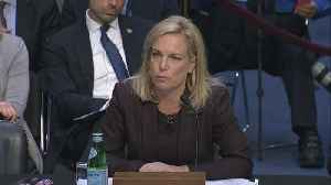 News video: Election security top priority for U.S.: DHS chief