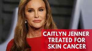 News video: Caitlyn Jenner Treated For Skin Cancer
