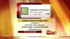 News video: Eaton Federal Savings Bank - 3/21/18